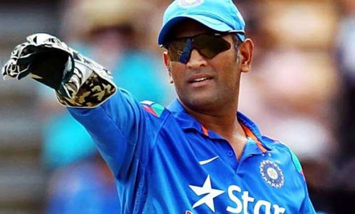 dhoni no longer the player he used to be azharuddin