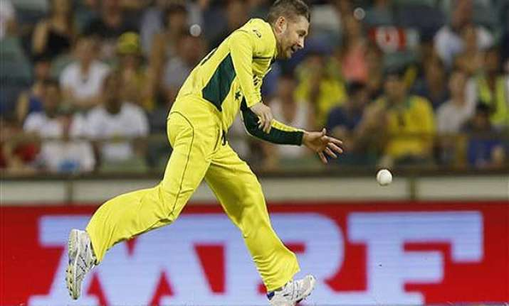 world cup 2015 michael clarke suggests no mercy for scotland