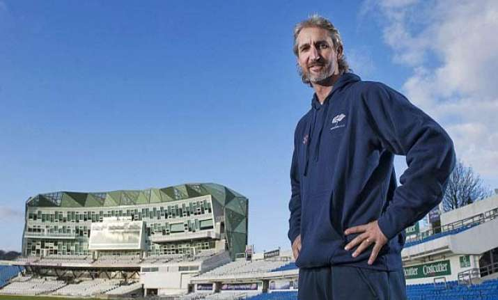 jason gillespie set to become england coach say reports