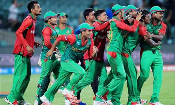 world cup 2015 buoyant bangladesh conquers fear of failure