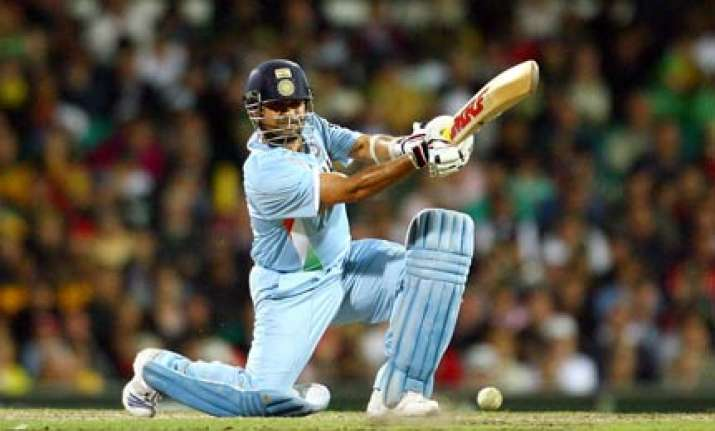 missing odi series was not pre determined sachin