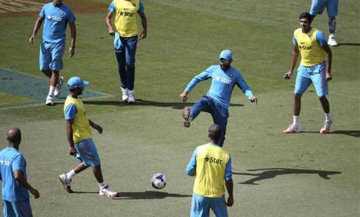 world cup 2015 team india in good spirits at sydney