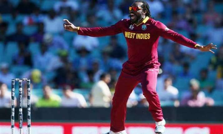 gayle a definite starter for world cup quarterfinal sammy