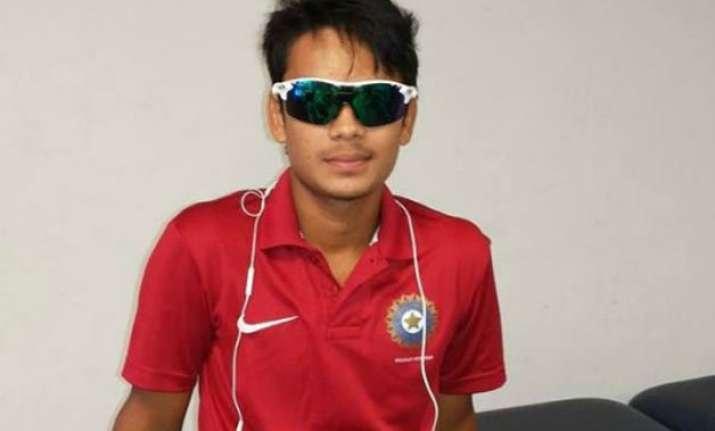 no case filed against u 19 captain ishan kishan confirms