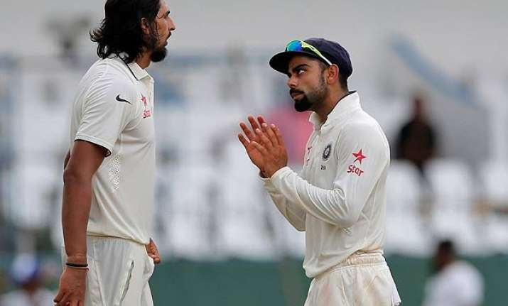3rd test day 3 india on sticky wicket despite crucial lead