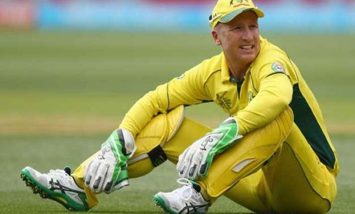australian brad haddin retires from odis
