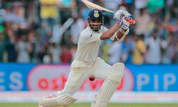 india set 413 run target for sri lanka to win second test