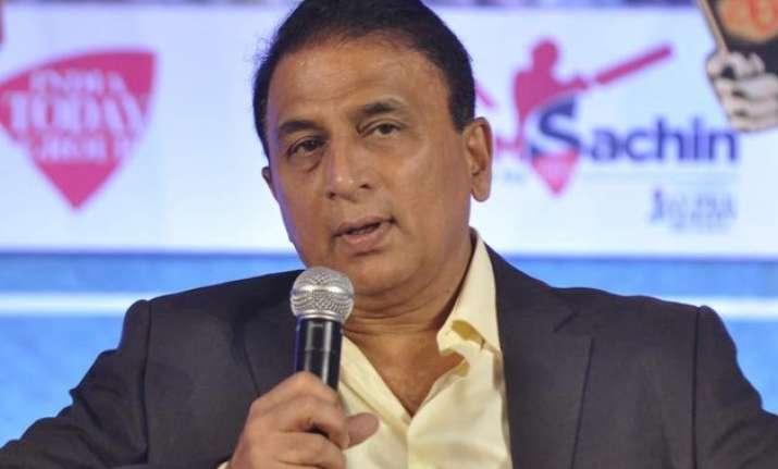 not sure if top indian players would tour pakistan gavaskar