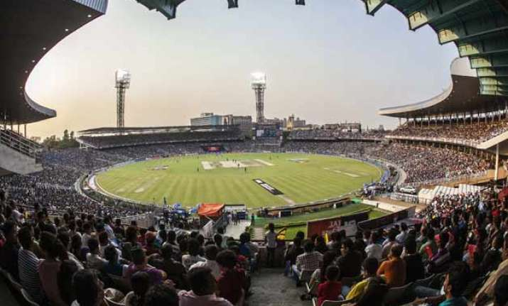 cab hopeful of eden gardens getting more matches