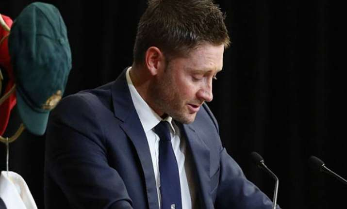 clarke leads emotional tributes to hughes at scg