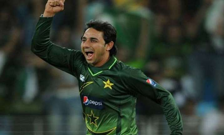 ajmal option available if pakistan reach semis pcb