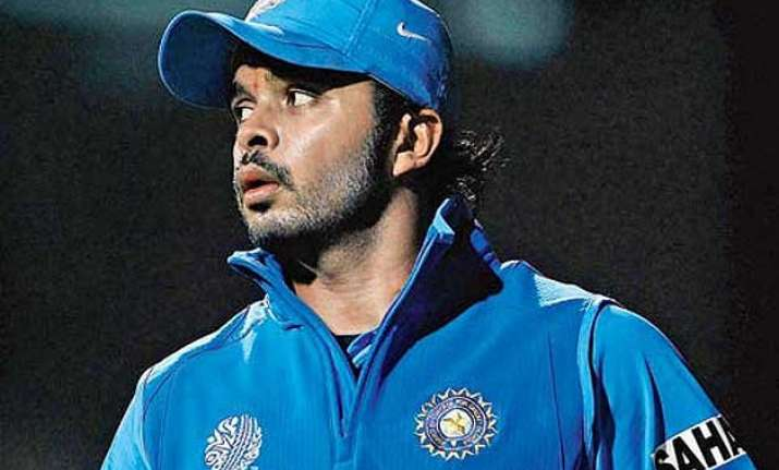 first time father sreesanth blessed with a baby girl