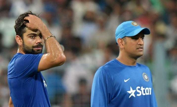 india vs sa dhoni s men to look for turnaround in odis
