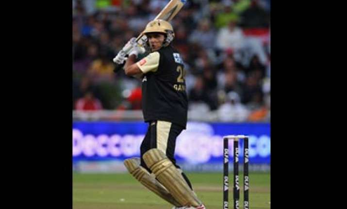 tiwary ganguly snap kkr s losing streak with a 39 run win