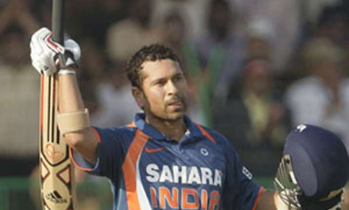 tendulkar wins cricketer of the year award