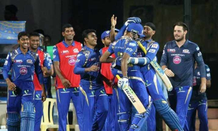 ipl 8 mumbai indians breach csk s fortress for 5th straight