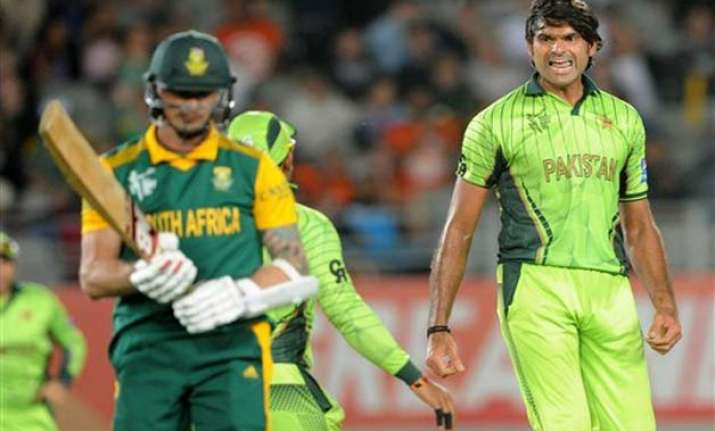 world cup 2015 south africa vs pakistan scoreboard match 29