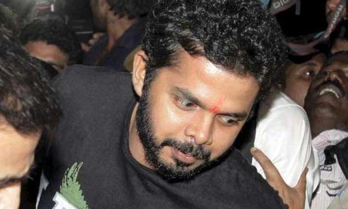 kerala cricket body to ask bcci to lift ban on sreesanth