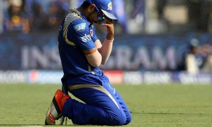 ipl 8 we had an off day on the field says rohit sharma