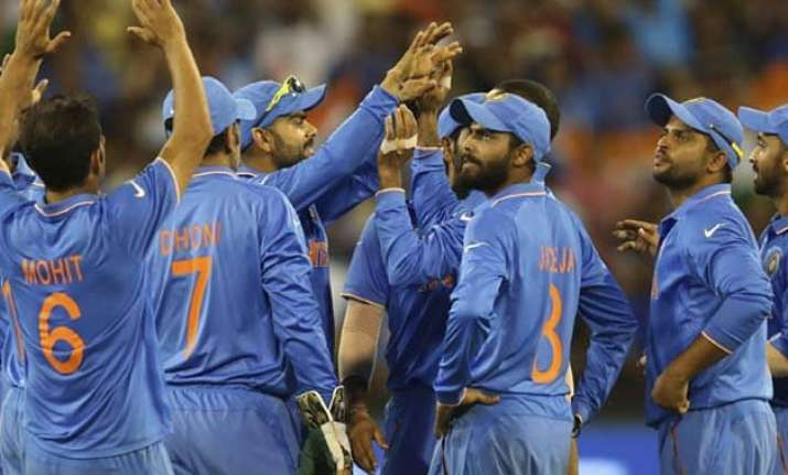 world cup 2015 cricket fraternity hails india s big win