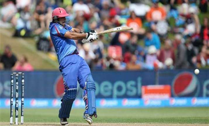 world cup 2015 afghanistan 232 all out vs sri lanka