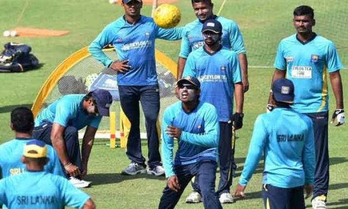 interim committee to run sri lanka cricket