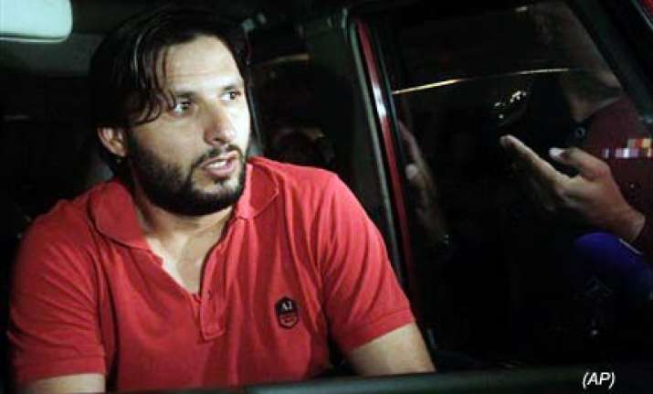india has never supported pak cricket laments afridi