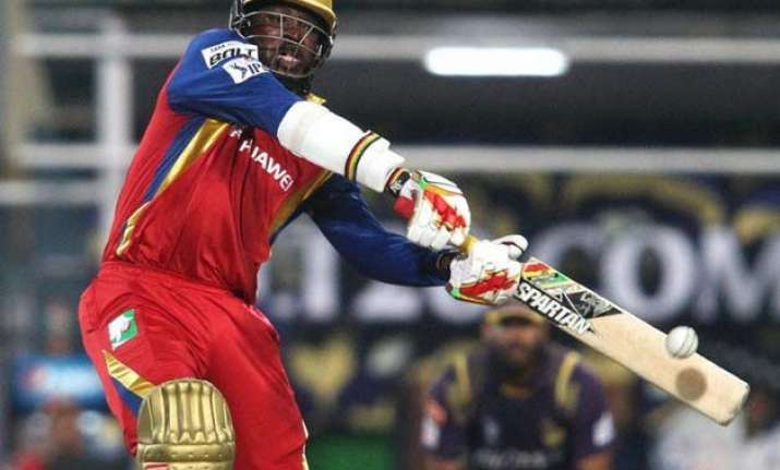 ipl 8 chris gayle s innings was a birthday gift for his