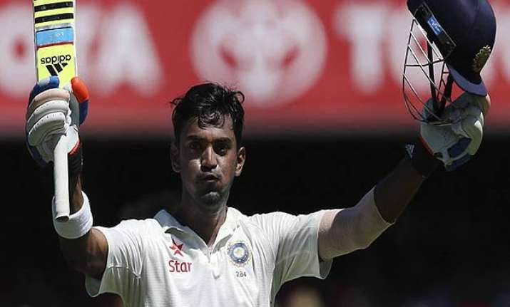 ranji trophy k l rahul becomes karnataka s first triple