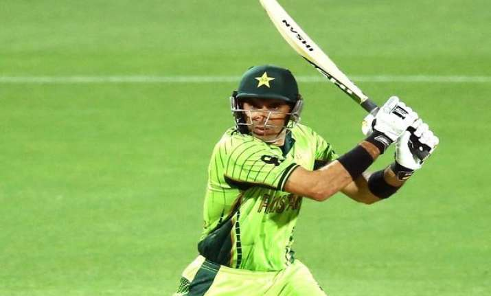 world cup 2015 pakistan bats first against zimbabwe younis