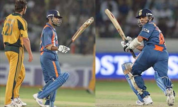 without sachin s knock we couldn t have come so close says