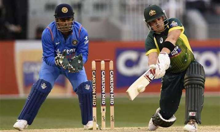 tri series 2015 india look to re ignite world cup