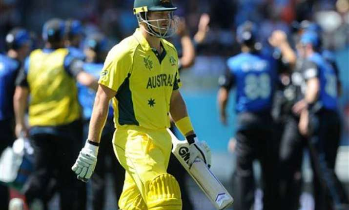 australia batting thin without watson ponting
