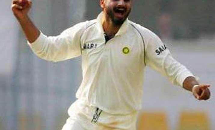 india need harbhajan the bowler to take charge