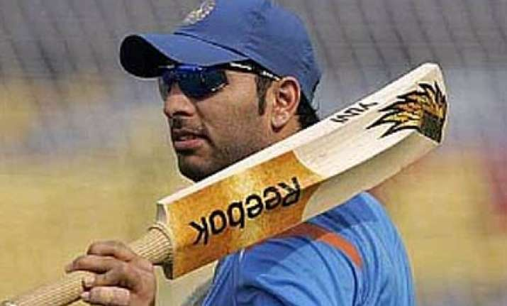 yuvraj may be recalled for tests