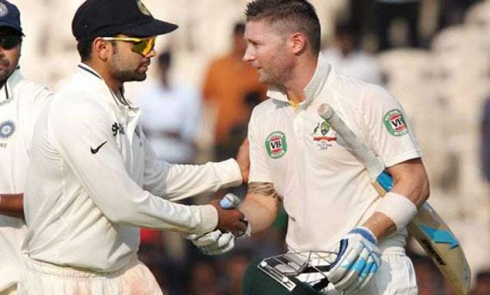 aus vs ind tragic build up but india australia ready for