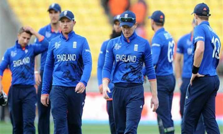 england to exit world cup early blame criticism to follow