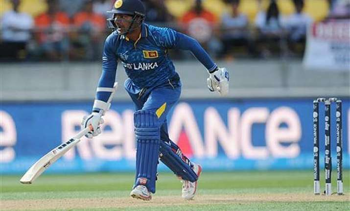 kumar sangakkara creates three odi cricket landmarks