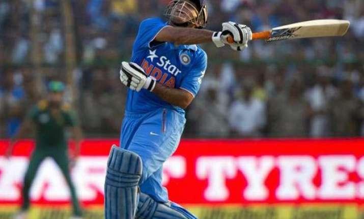 litmus test awaits india mahendra singh dhoni in 2nd odi