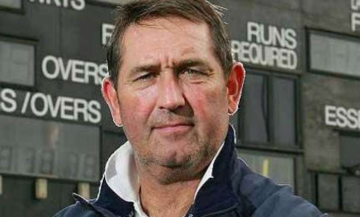 nothing tastes sweeter than the ashes success graham gooch