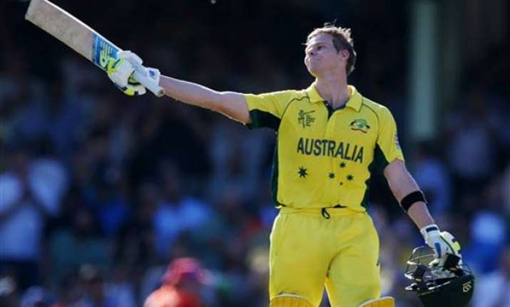 world cup 2015 australia posts 328 7 in semifinal vs india