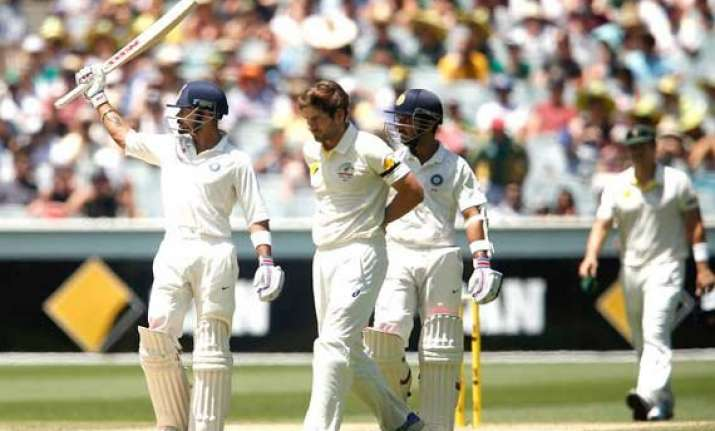 aus vs ind kohli rahane tons lead india fightback on day 3
