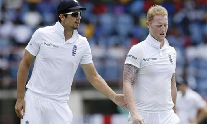 stokes a doubt for england while windies expect pacers back