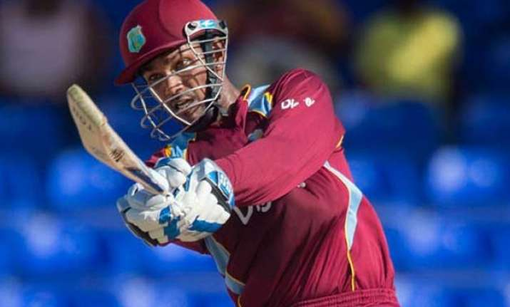 world cup 2015 west indies get 313 bangladesh held to 189