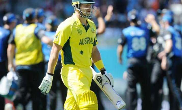 world cup 2015 our batting was horrendous says clarke