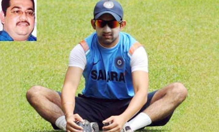 miracle doctor who cured gambhir and sachin says he can