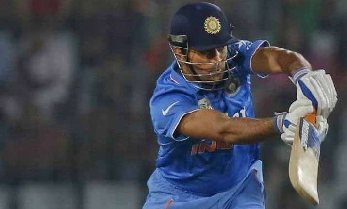 cricket looks easier on tv than on ground dhoni