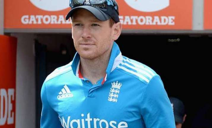 england captain morgan targeted in blackmail attempt