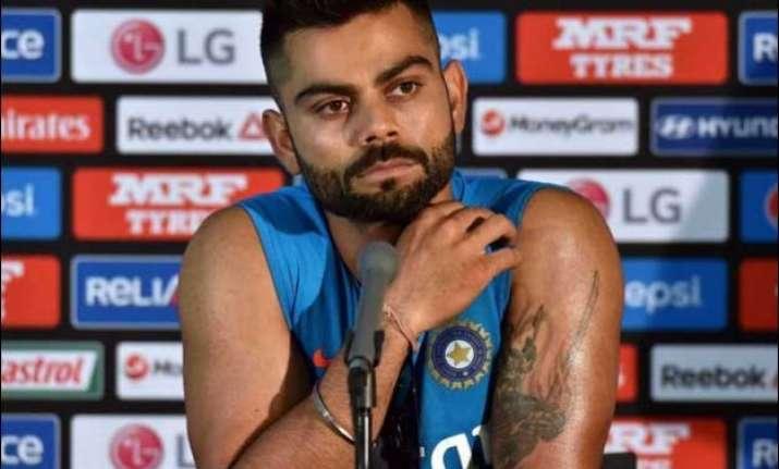 sri lanka v india won t let captaincy affect my batting