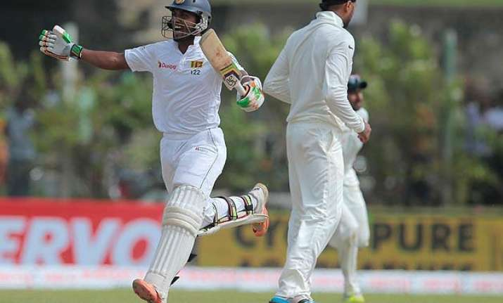 galle test day 3 sri lanka set india a target of 176 runs